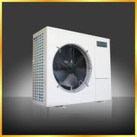 Quality Commercial Heating And Cooling Low Temperature Heat Pump COP 4.38 Heater for sale