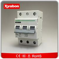 Buy Triple pole mcb circuit breakers 400V~ 3 phase type C 10kA 6A - 63A Hager NC MC MW at wholesale prices