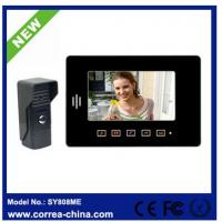 Quality Wireless Video Door Phone intercom system for home for sale