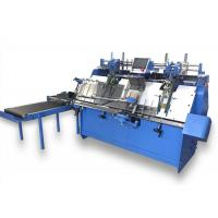 Quality Endsheet tipping machine pasting  paper inserting gluing binding machine for sale