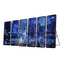 China P3 Indoor Led Digital Advertising Display Smart Remote Monitoring And Management on sale