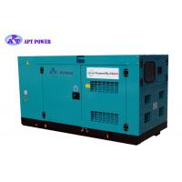 Buy cheap Silent Diesel Generator Equipped Nissan Engine And Low Oil Consumption for house from wholesalers