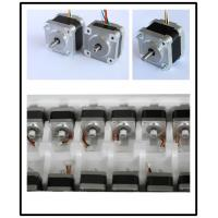 0.9 Deg 15 inch 2 Phase Hybrid Stepper Motor Used For Robotic Machine