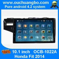 Quality Ouchuangbo android 4.2 Honda Fit 2014 autoradio gps navigation system bluetooth mp3 mp4 player for sale