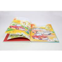 China Perfect Bound Full Color Hardcover Book Printing Children Story Book Printing on sale