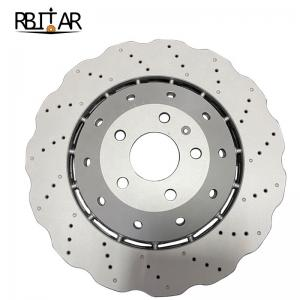 Quality Front Brake Disc For Audi A5 R8 420615301D 420615301A 420615301B For Lamborghini for sale