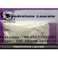 Quality High purity Nandrolone laurate CAS 26490-31-3 gain muscles building body for sale