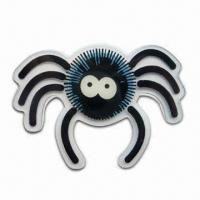 Quality Spider Bookmark in Beautiful and Lovely Designs, with Four Colors Printing for sale