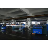 Quality Easy Operate Plastic  Drinking Straw Making Machine Blue Machine Color for sale