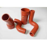 China Custom Industrial Silicone Hose Pipe , High Temperature Rubber Tubing on sale