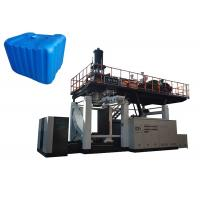 Quality Chemical Drum / IBC Tank Blow Molding Machine 12 * 7 * 7m Size 514kw Power for sale