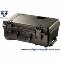 Buy cheap Adjustable GMS 3G 4G 5G High Power Waterproof Prison Cell Phone Signal Jammer from wholesalers