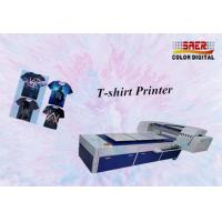 China Fast Speed T Shirt Printing Machine Direct Print To Garment With Pigment Ink on sale