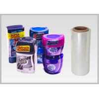 Quality OEM PET Shrink Film Rolls For Automatic Packaging Moisture Proof for sale