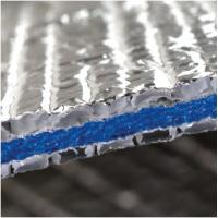 Roof Ceilings Aluminum 6.5mm crosslinked closed XPE Foam Foil Insulation Reflective Foam isolation material