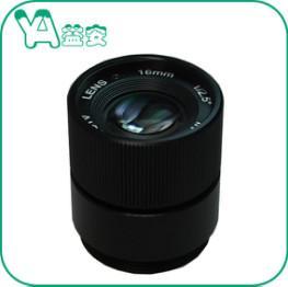Quality Focal Length 16mm CCTV Camera Lens CS Mount 3MP Fix Zoom For Digital IP Camera for sale