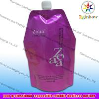 Quality Side Gusset Spout Pouch Packaging for sale