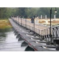 Quality Flying Portable Floating Bridge Panel Procurement from Road Highway Administration for sale