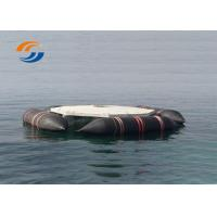 Quality Inflatable Marine Salvage Lift Bags Marine Salvage Tube Cylindrical Roller Body for sale