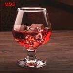 Quality Superior quality clear stem brandy glass for sale