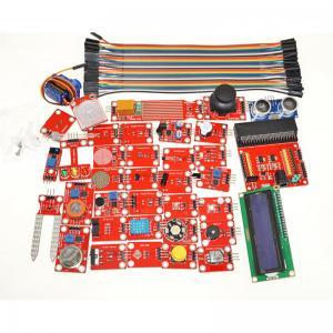 China Lightweight Electronics Starter Kit Python Graphical Programming Sensor Kit on sale