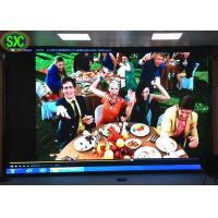 Quality Easy Operating LED Full Color Screen , P3.91 led advertising display SMD2121 for sale