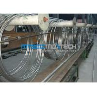TP304 Stainless Steel Coiled Tubing ASTM A269 for sale