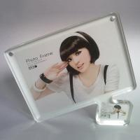 Quality Table stand acrylic photo frame for sale