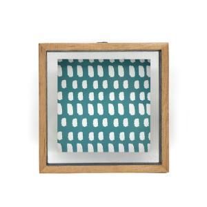 China Mdf Wood Box Home Decor Photo Frames 14 X 14 X 4 Cm WFS0039 Easy Maintain on sale