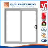 Quality Office sliding glass window/Aluminium double glazed windows and doors comply with Australian standards & NZ standards for sale