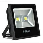 Quality IP66 COB LED Garden Light Fixtures 100W Luminous Efficiency Light Control for sale