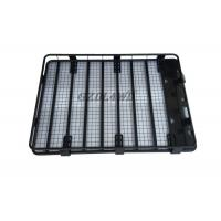 Quality 180*125*16cm Car Universal Roof Rack Basket Steel For Mitsubishi Pajero for sale
