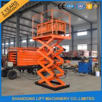 China Industrial Warehouse Dock Lifts Material Handling Equipment 220v or 380v 3.8M on sale