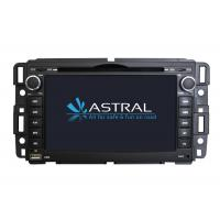 Quality Digital Big USB In Dash Car Multimedia Navigation System with iPod / GMC / BT / TV / SWC / RDS for sale