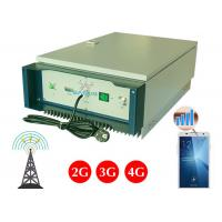 Quality CDMA 850mhz Outdoor Mobile Signal Repeater 20w Power Long Distance 100v-240v AC for sale