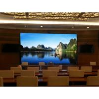 Quality Advertising P8 Full HD LED Screen High Brightness 256 * 128mm Low Power Consumption for sale