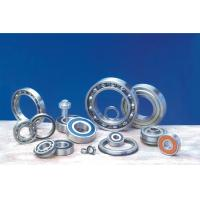 China AISI52100 chrome steel 608, 6003, 6004 Series RS, Open, Z Bearings with G10, Z3 Ball on sale