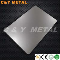 Quality 201 304 316 430 Decorative stainless steel sheet,with 8k and sand-blast treatment for sale