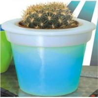 Buy cheap LED flower pots from wholesalers