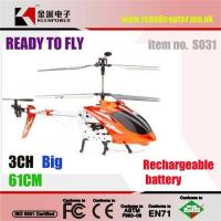 Quality 3 Channel RC Helicopter for sale