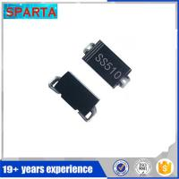 Buy cheap SS510 Integrated circuit transistor diode electronic component from wholesalers