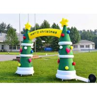 Quality Outdoor Inflatable Christmas Tree for sale