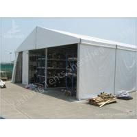 UV Resistant Industrial Storage Tents Buildings Temporary Warehouse Structures