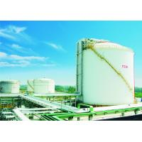 Quality Small Scale LNG Liquefaction Plant Cryogenic Ethylene Storage Tank -105℃ for sale
