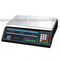 Quality price computing scale max 30KG for sale