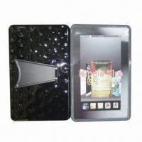 Quality Case for Kindle Fire, Made of TPU, with Kickstand and Unique Design for sale