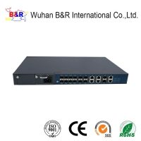Buy cheap NMS WEB CLI Management 8 Port GPON OLT from wholesalers