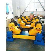Quality Widen Pu Roller Self Aligned Welding Rotator Schneider Driver Remote Box for sale