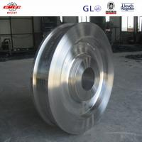 Buy 40Cr Casting Steel Crane Sheave Heavy Duty Pulley for Hoisting Crane at wholesale prices