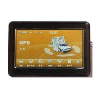 Quality Handheld GPS Navigation System 4305 With SD Upto 8GB for sale